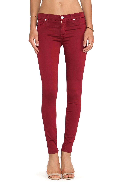Hudson Jeans Nico Super Skinny in Cinnabar