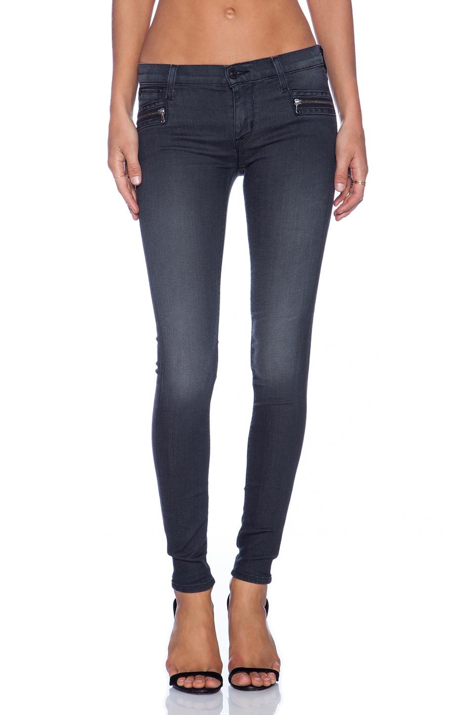 Hudson Jeans Spark Super Skinny in Static