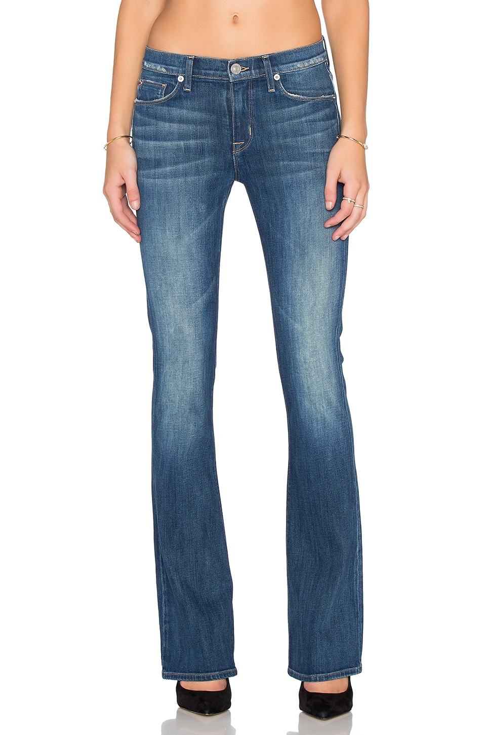 Love Mid Rise Bootcut at Revolve Clothing