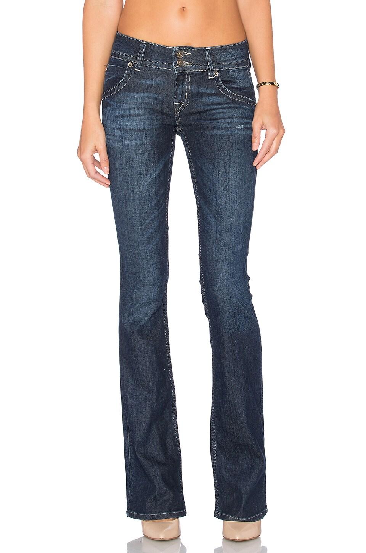 Hudson Jeans Bootcut in Dark Mosiac