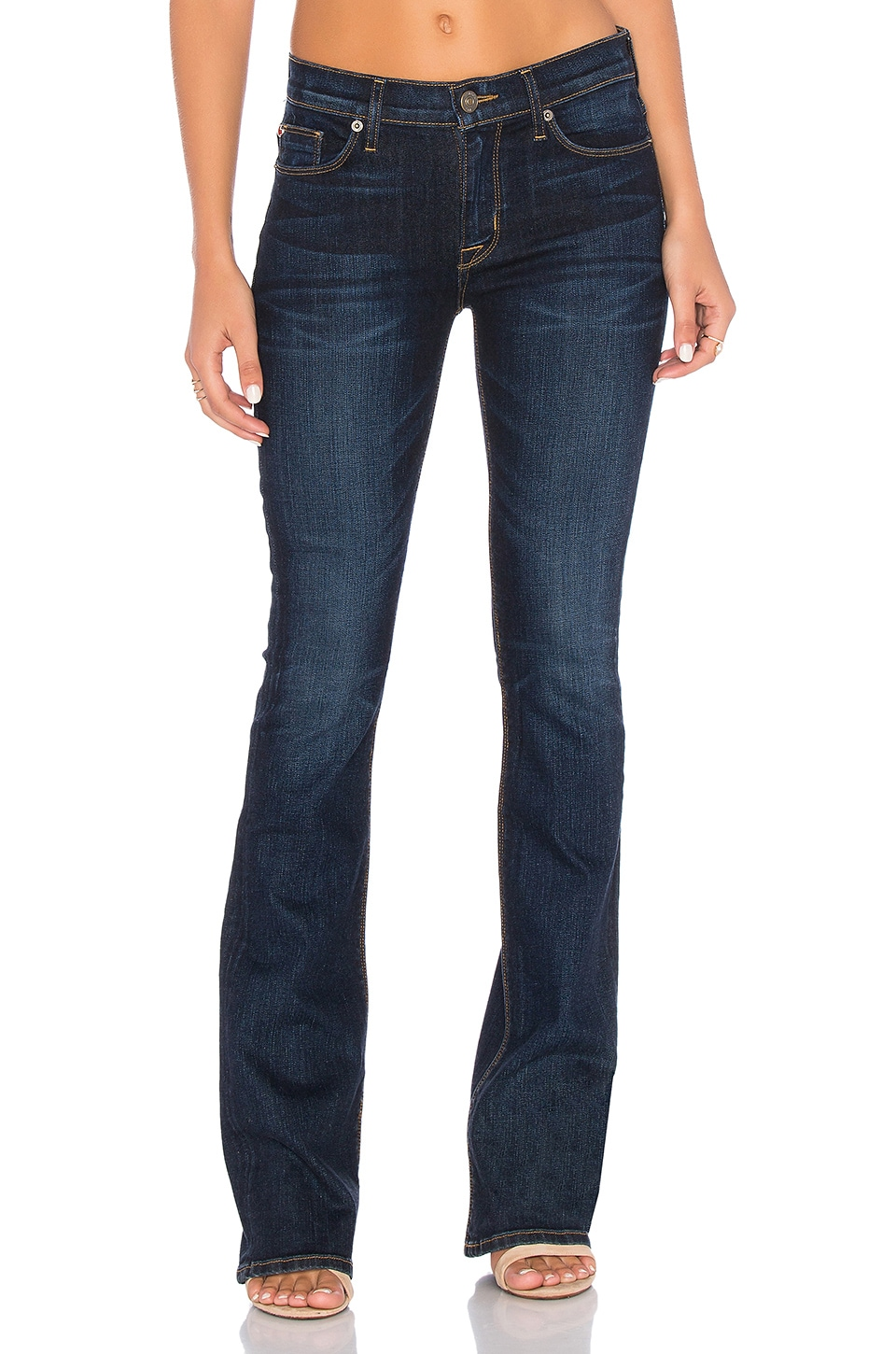 Love Mid Rise Bootcut by Hudson Jeans
