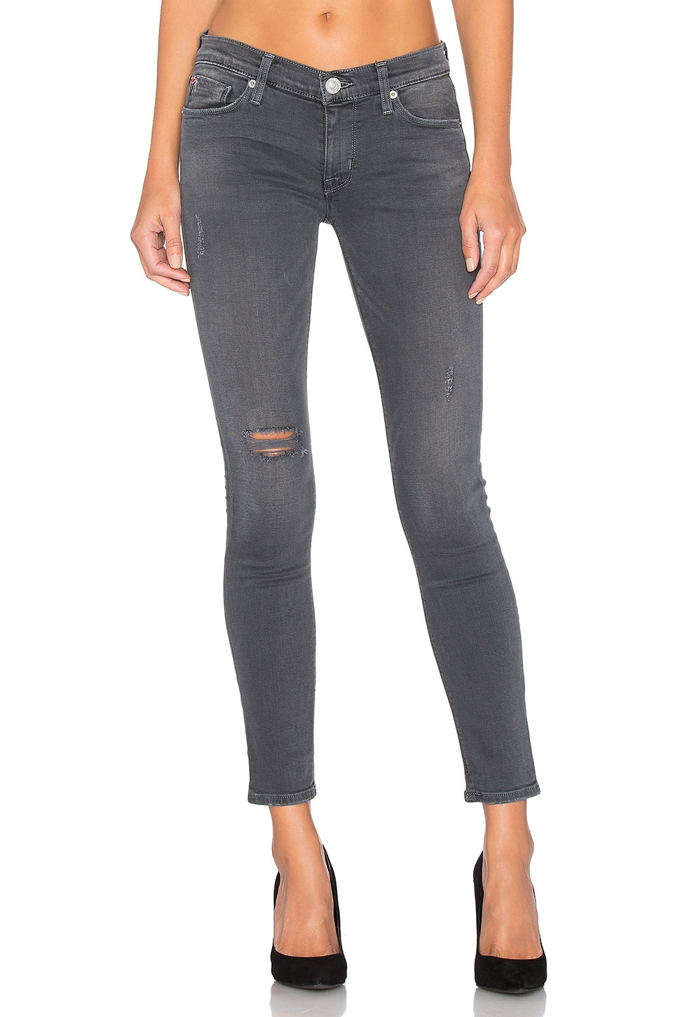 Krista Ankle Super Skinny by Hudson Jeans