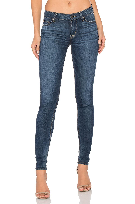 Hudson Jeans Krista Super Skinny in Platoon