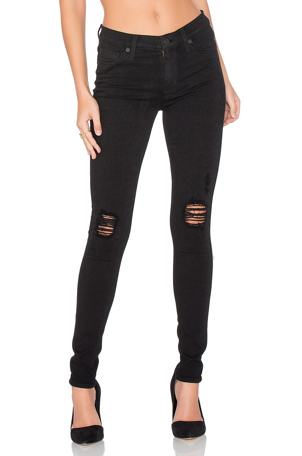 Nico Distressed Skinny by Hudson Jeans