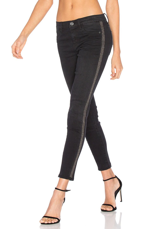 HUDSON Super Skinny Crop Jeans Luna
