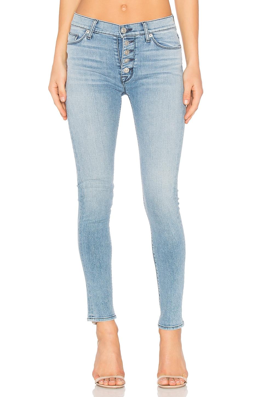 Hudson Jeans Ciara High Rise Skinny in Shotgun
