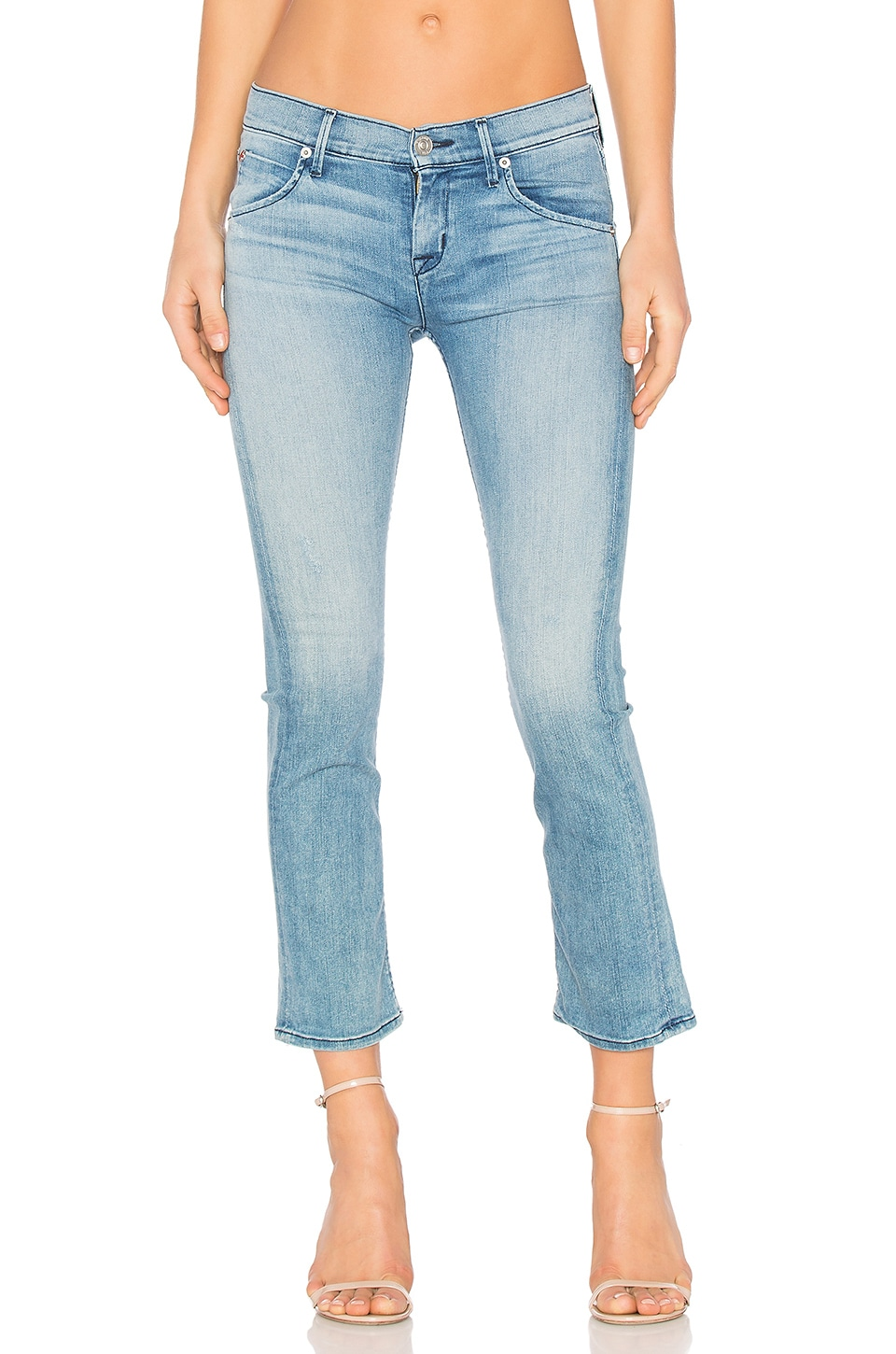 Bailee Crop Baby Boot by Hudson Jeans