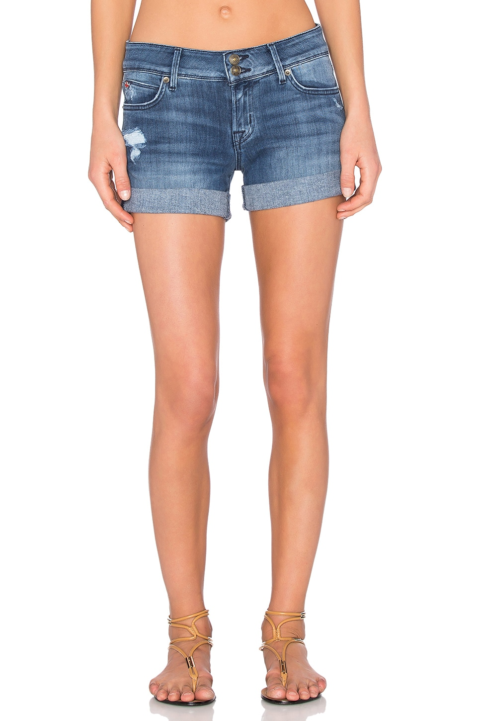 Croxley Mid Rise Short at Revolve Clothing