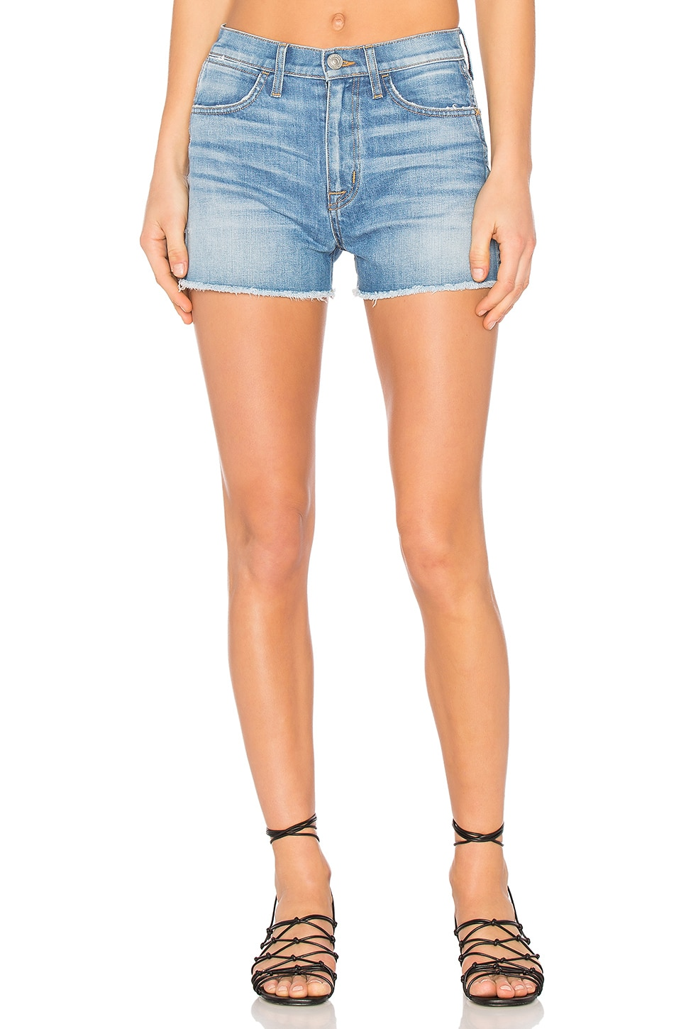 Solo High Rise Short by Hudson Jeans