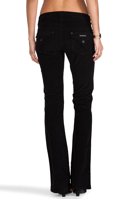 pantalon noir bootcut. Black Bedroom Furniture Sets. Home Design Ideas