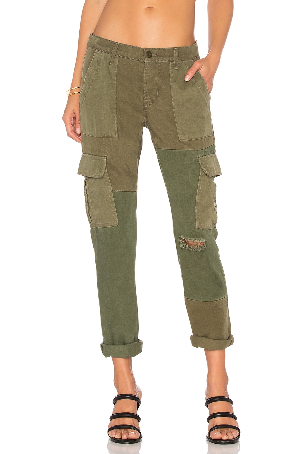 Riley Utility Cargo by Hudson Jeans