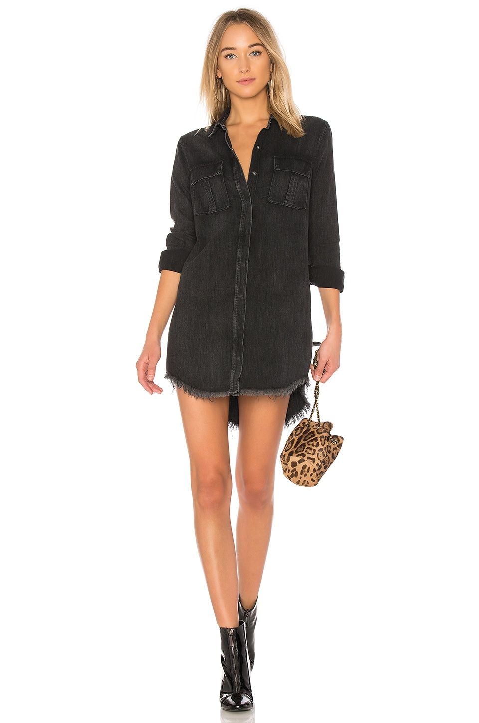 Bijou Shirt Dress
