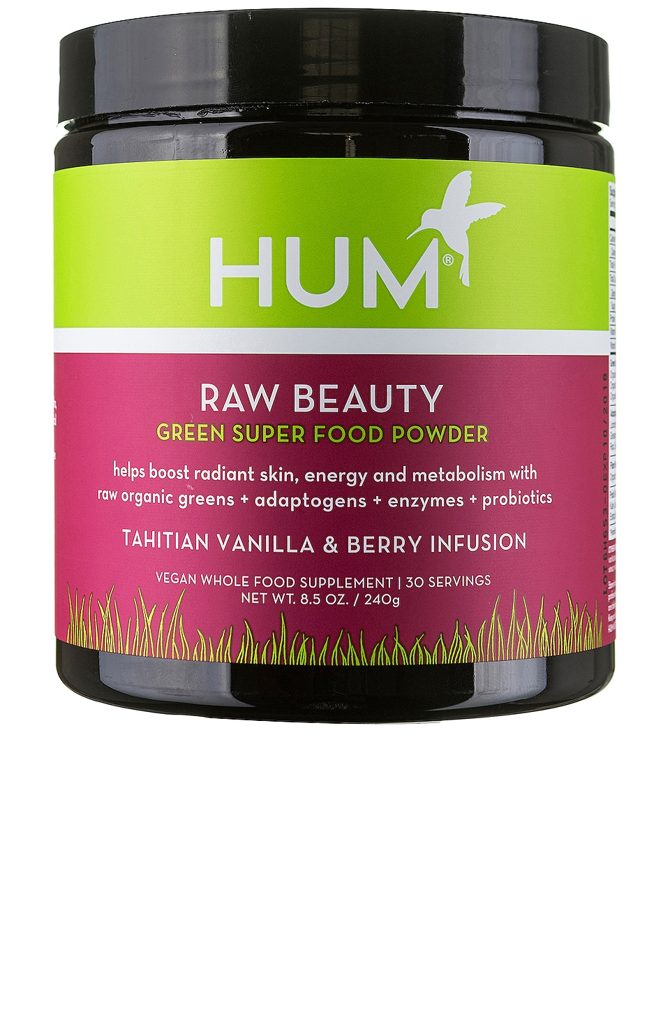 HUM Nutrition COMPLEMENTO ORGANIC BEAUTY