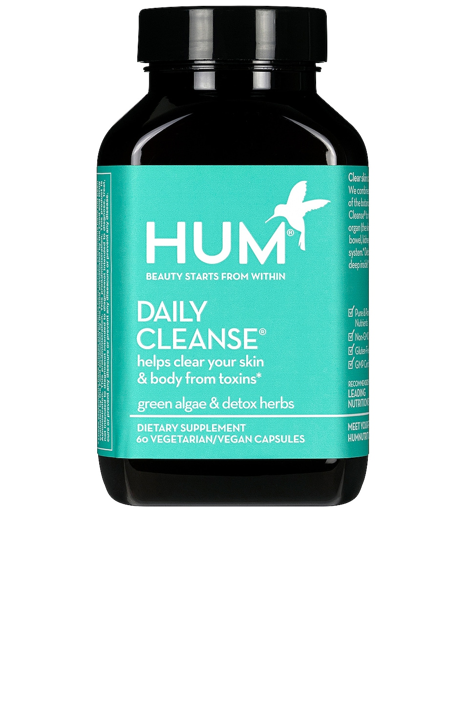 HUM Nutrition COMPLEMENTO DAILY CLEANSE