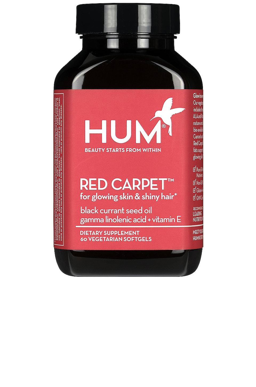 HUM NUTRITION RED CARPET SUPPLEMENT