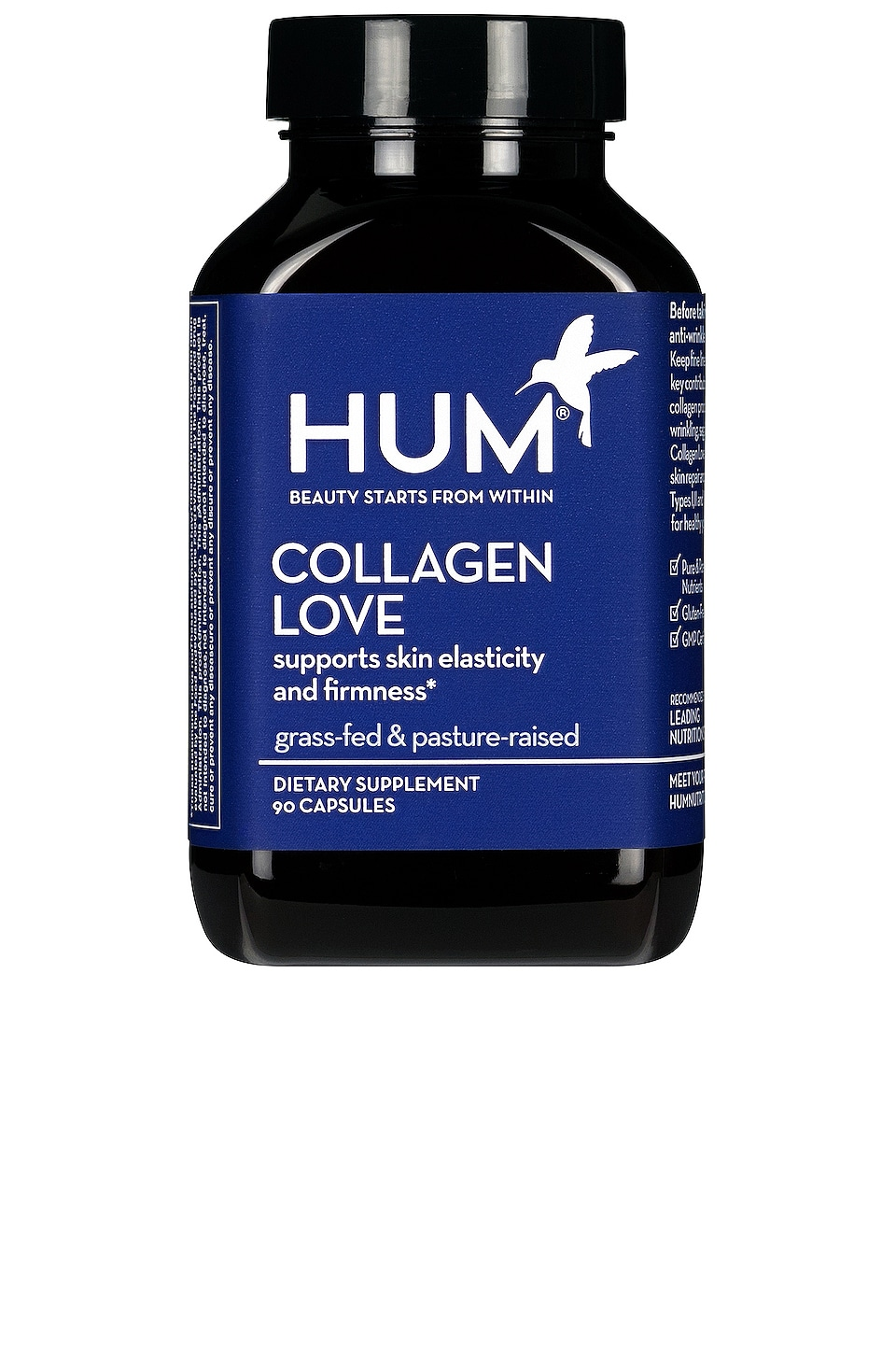 HUM Nutrition Collagen Love Skin Firming Supplement