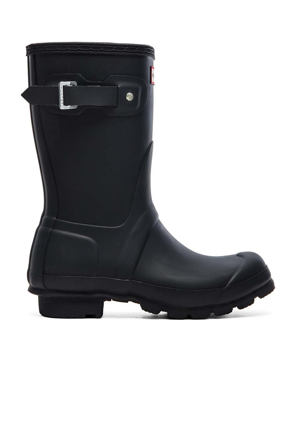 Hunter Original Short Rain Boot in Navy