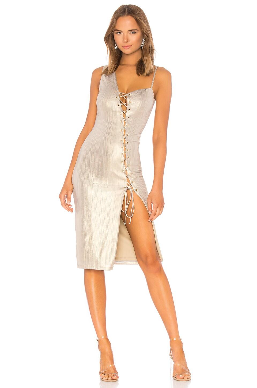 Danae Midi Dress