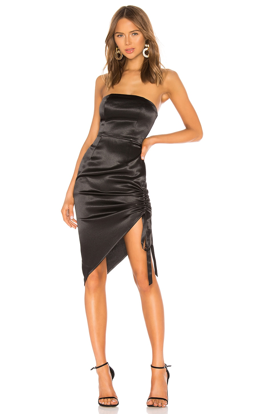Julian Strapless Dress
