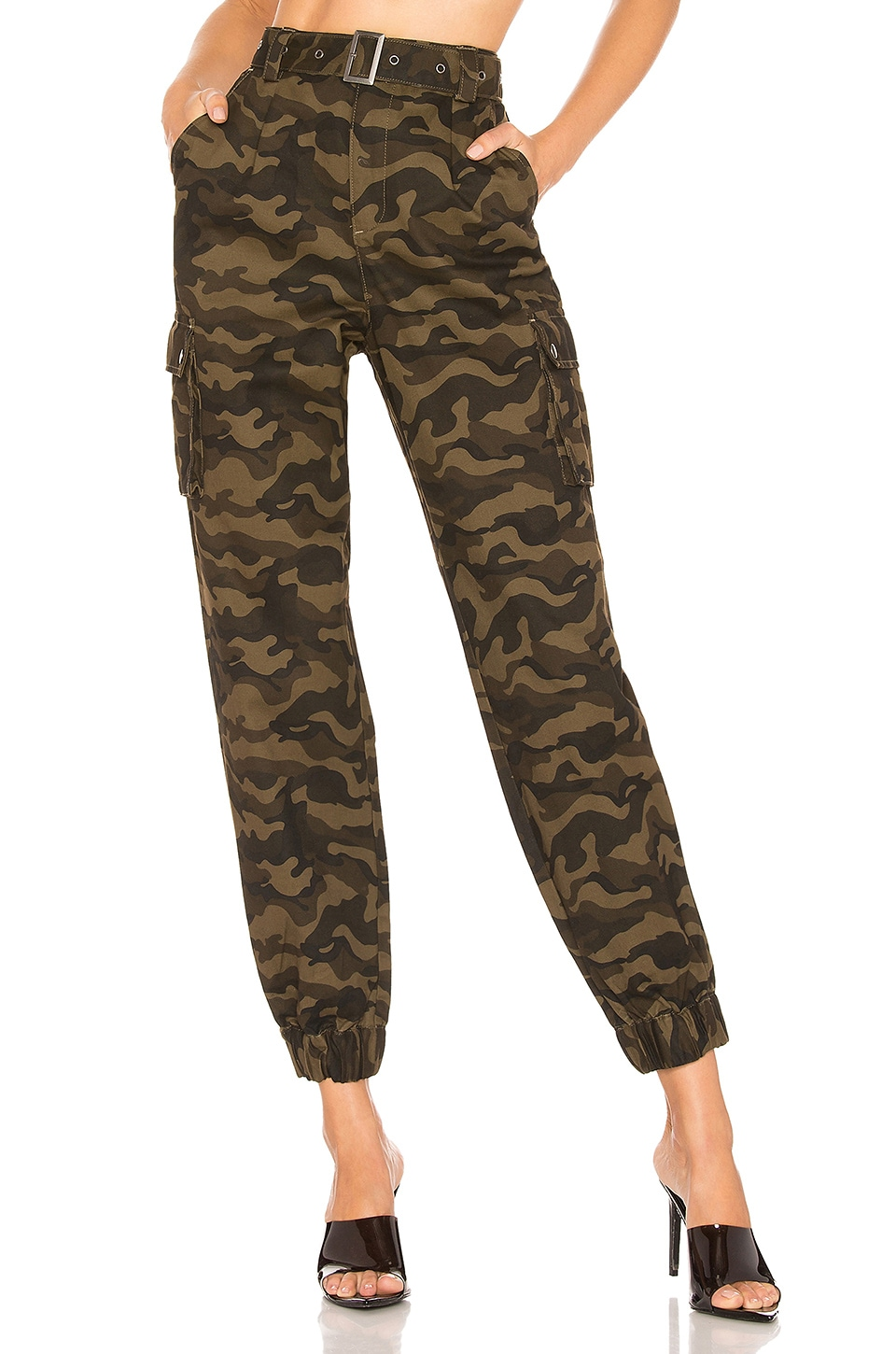h:ours Rian Pants in Camo