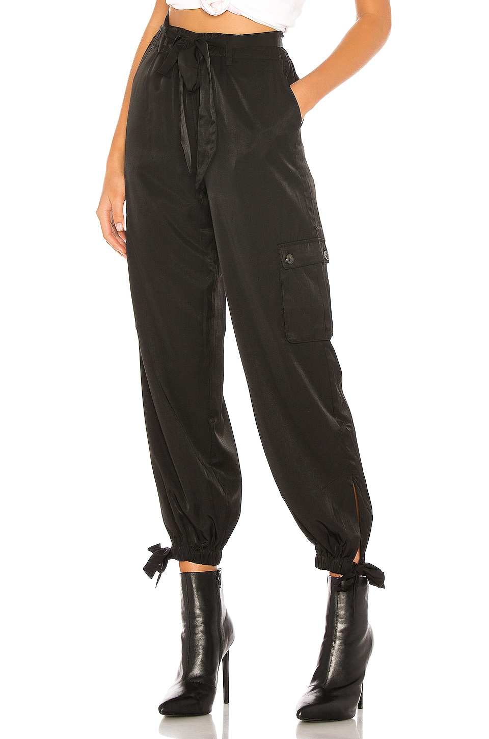 h:ours Simi Pants in Black