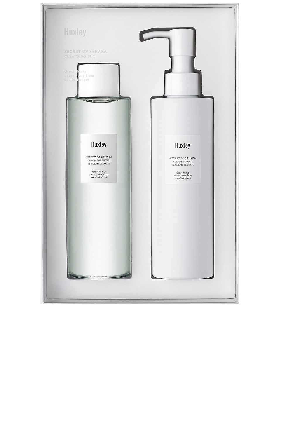 Huxley NETTOYANT CLEANSING DUO