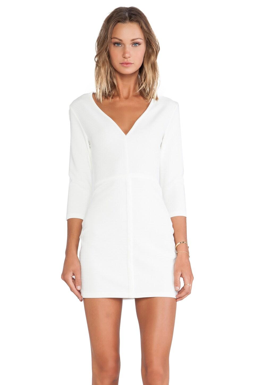 ISLA_CO I'm From LA Dress in White
