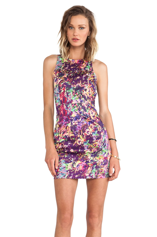 ISLA_CO Star Gazing Dress in Palette Print