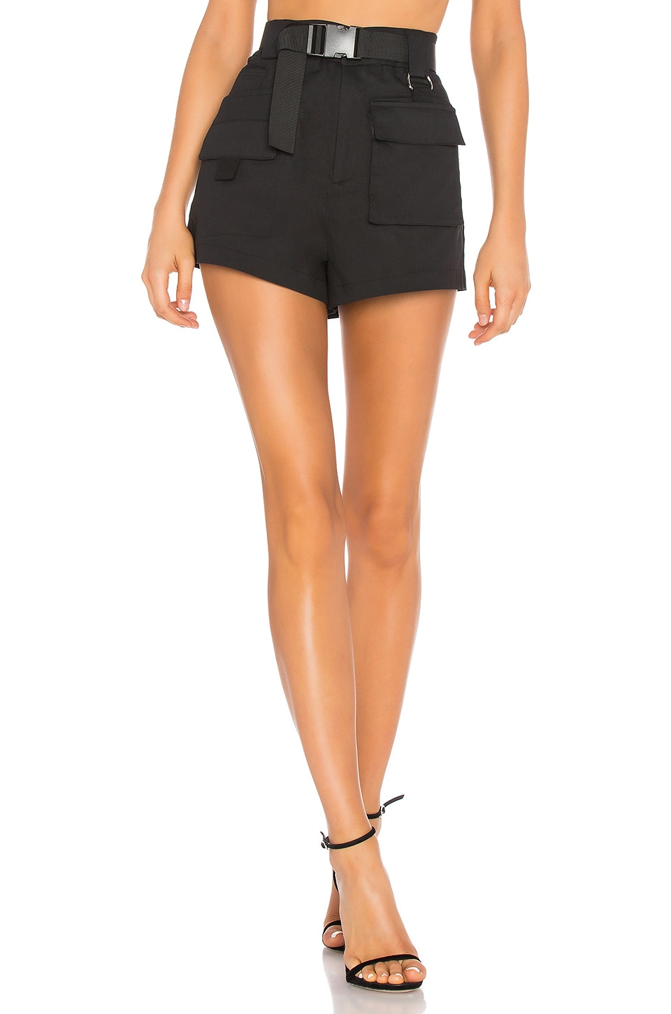I.AM.GIA Harper Short in Black