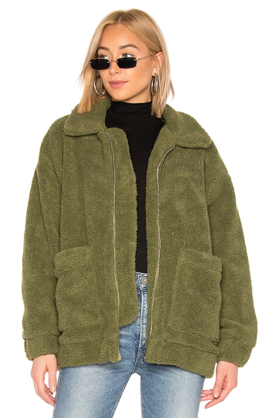 I.AM.GIA Pixie Jacket in Khaki