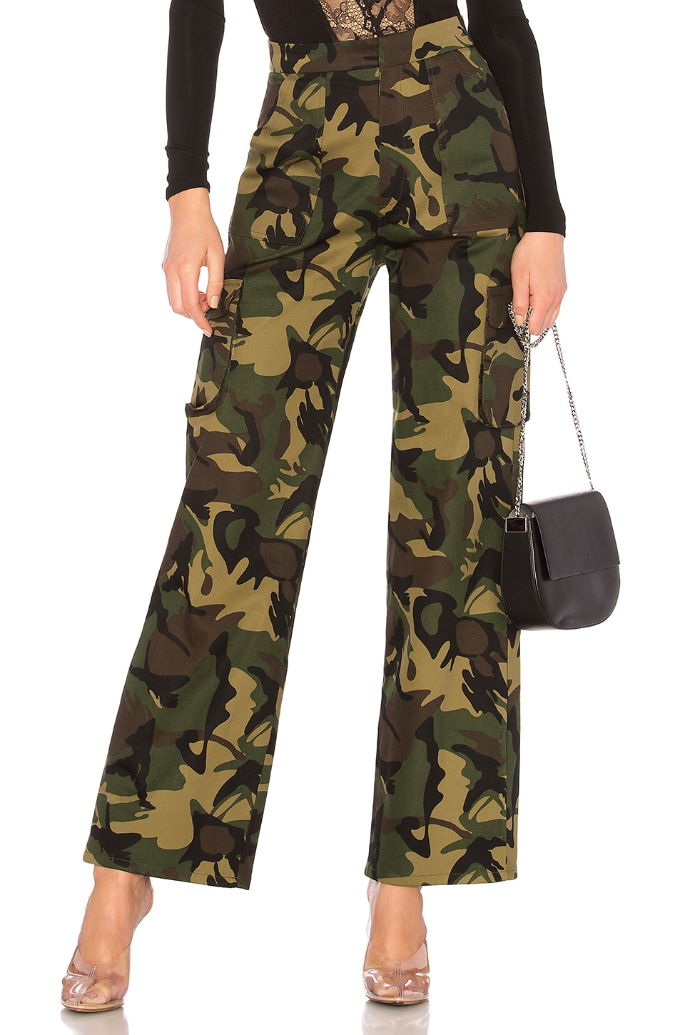 I.AM.GIA Fia Pant in Camo