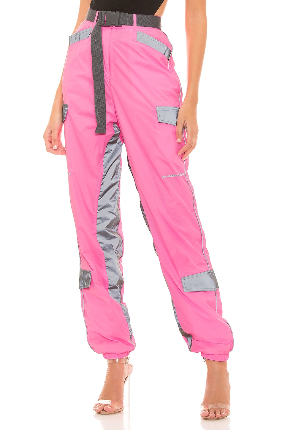 I.AM.GIA Neptune Pant in Neon Pink