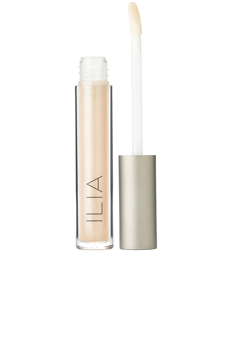 Ilia Lip Gloss in White Rabbit