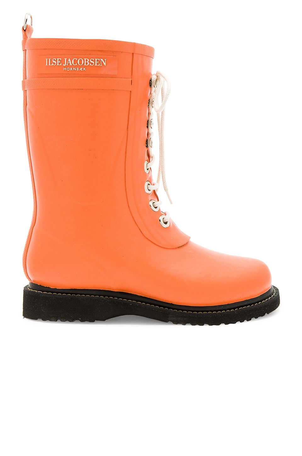 Mid Calf Rubber Boot by ILSE JACOBSEN