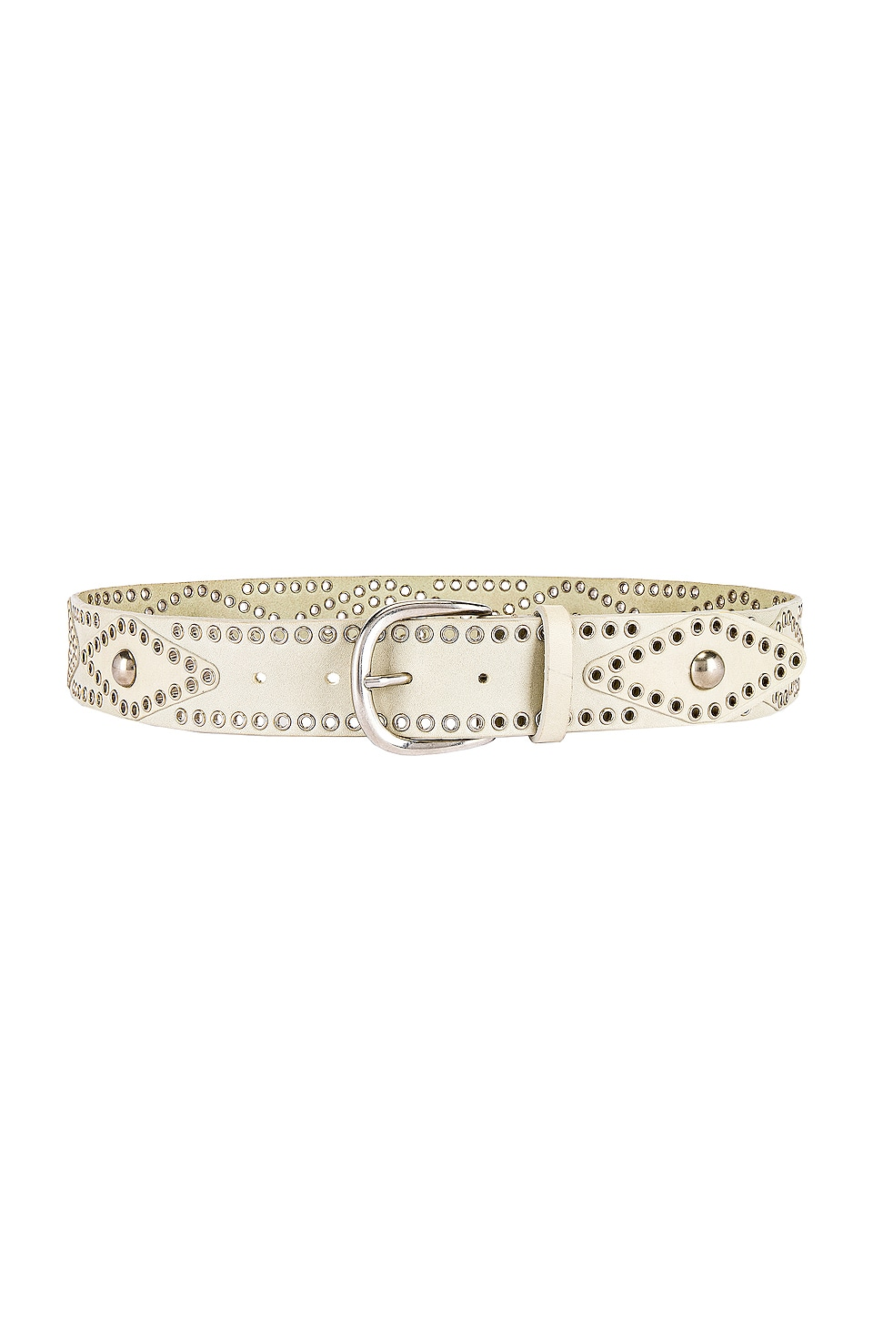 Isabel Marant Mawo Belt in Chalk