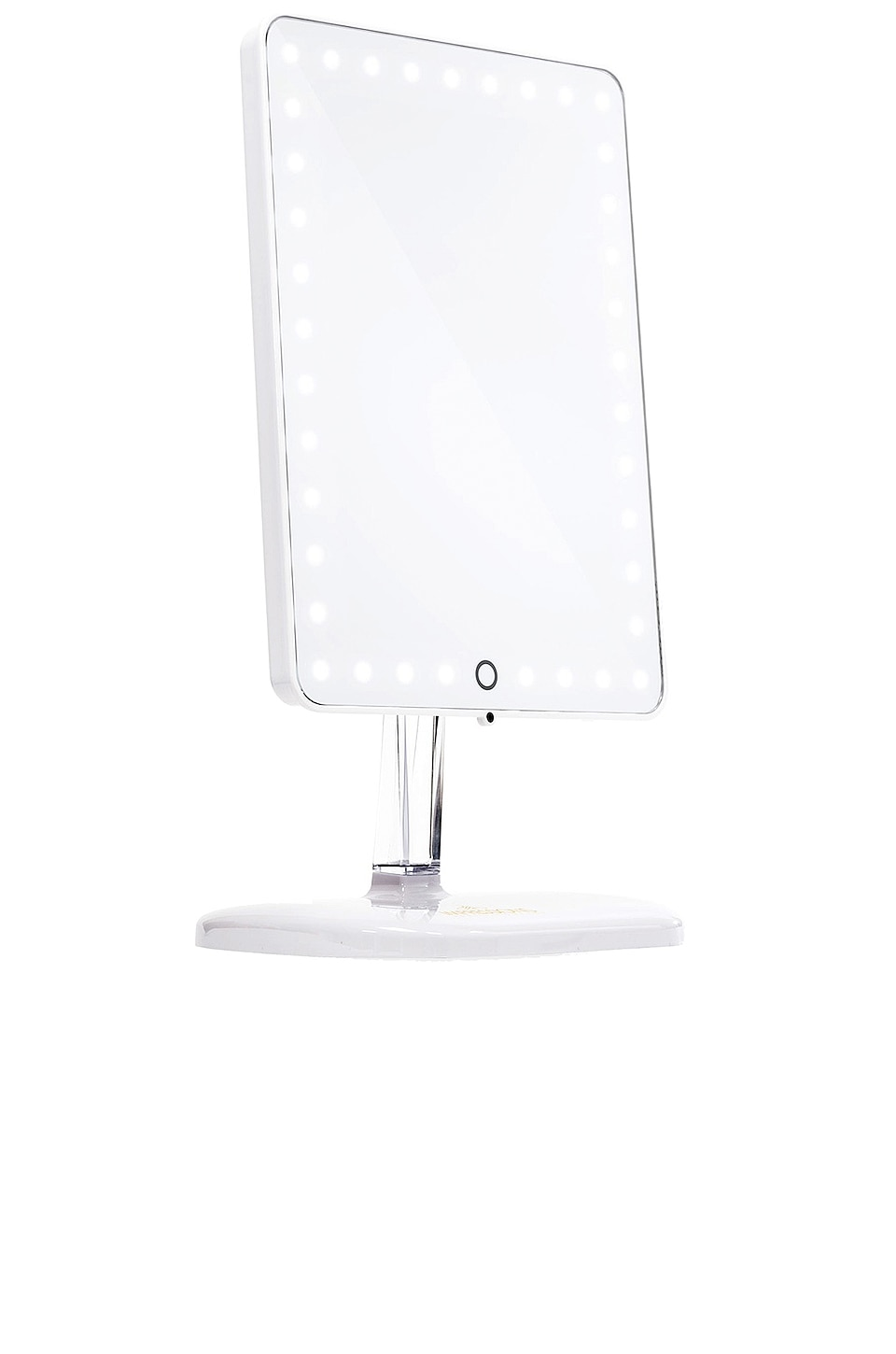 Impressions Vanity Touch Pro LED Makeup Mirror with Bluetooth in White