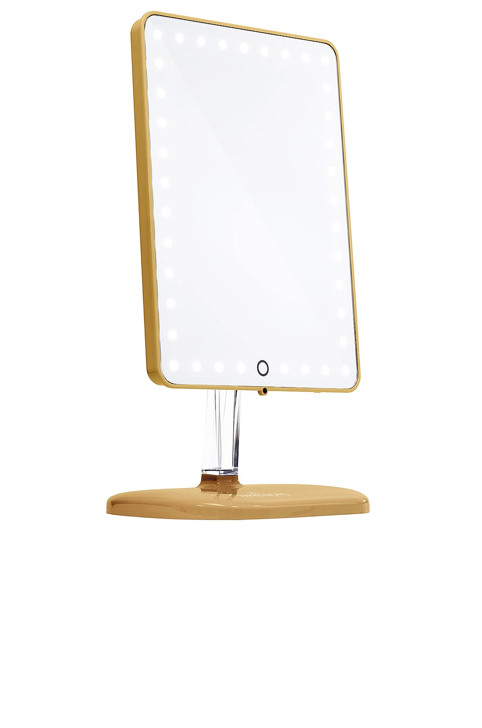 Impressions Vanity Touch Pro LED Makeup Mirror with Bluetooth in Champagne Gold