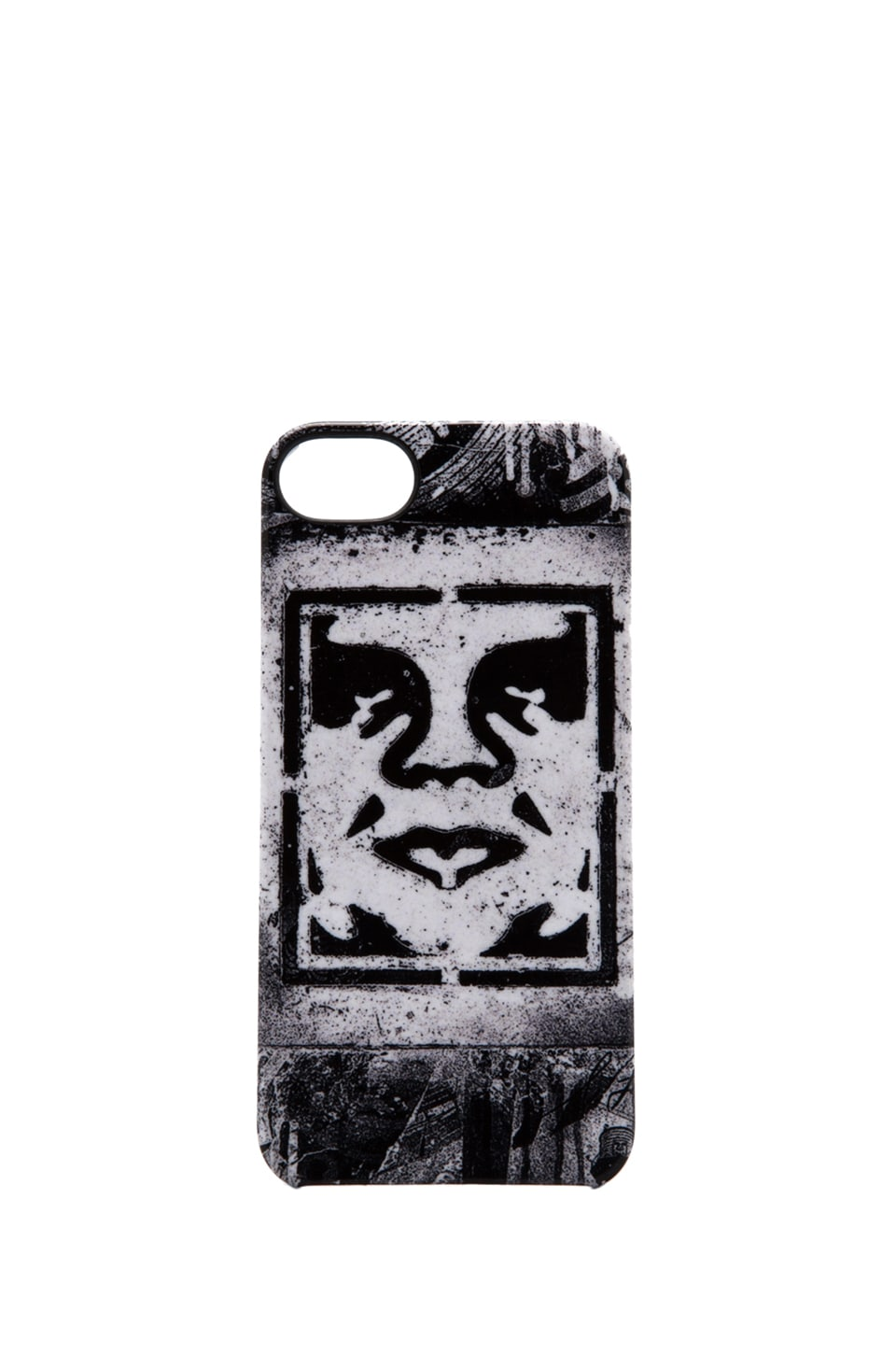 INCASE Shepard Fairey iPhone 5 Snap Case in Icon Stencil White