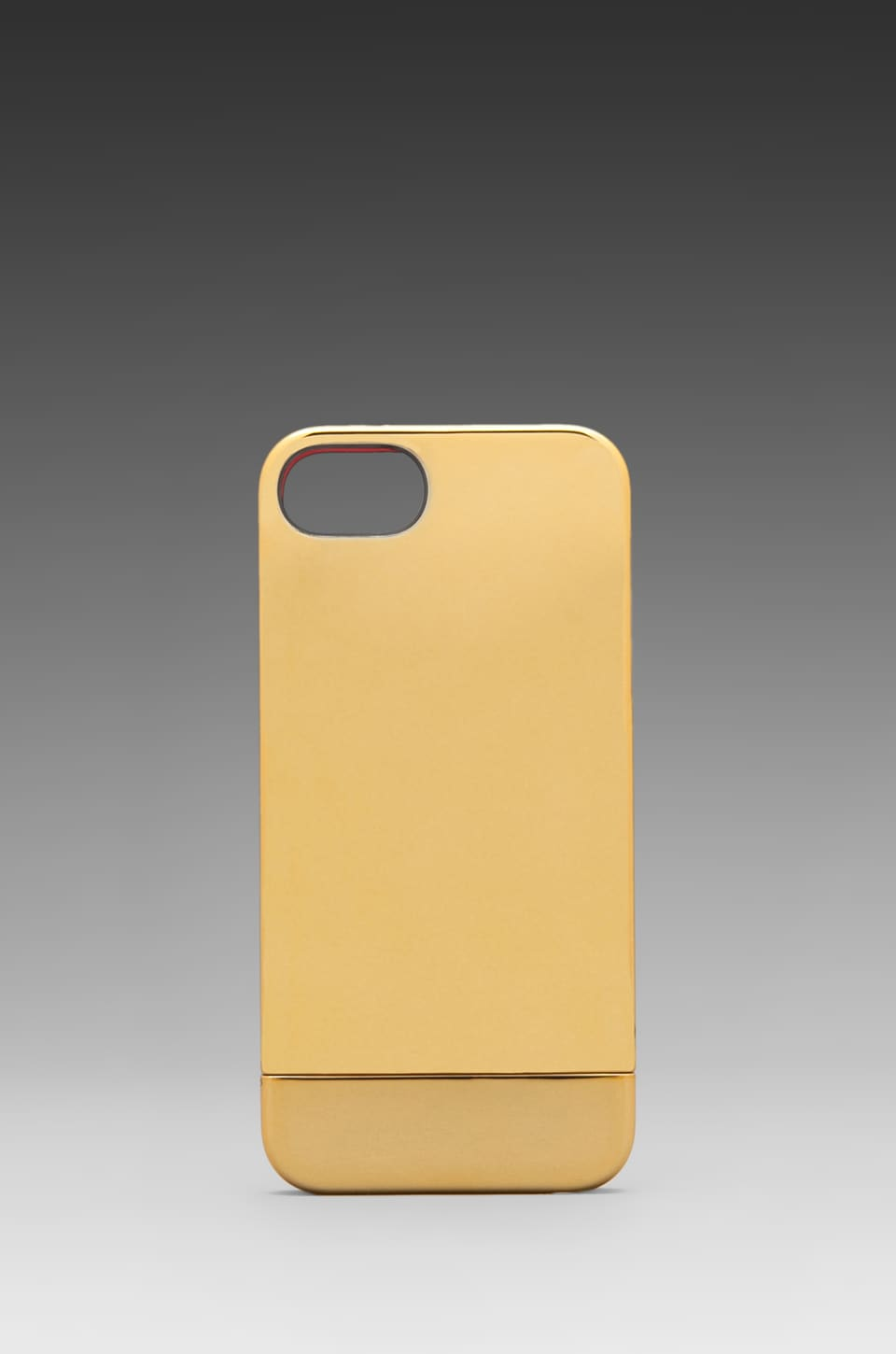 INCASE Chrome Slider Case for iPhone 5 in Gold