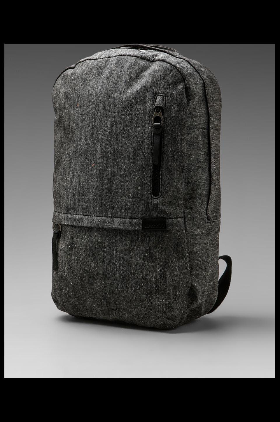 INCASE Terra Collection Campus Pack in Charcoal Chambray
