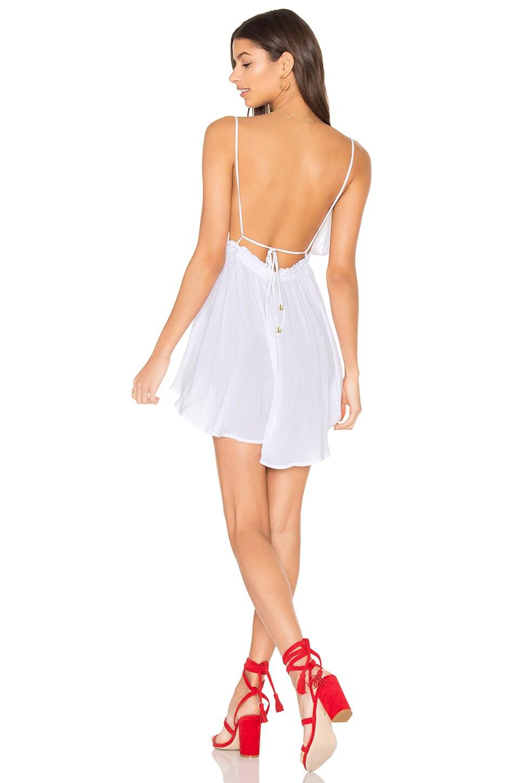 Indah Tahani Dress in White