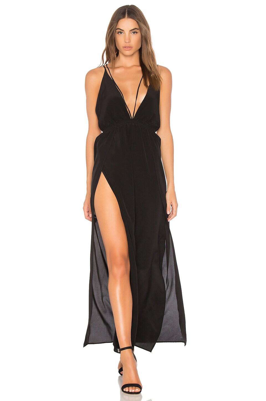 Palladium Maxi Dress