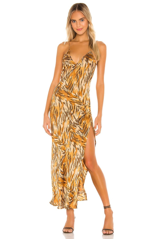 Indah Danielle Maxi Dress in Ibex