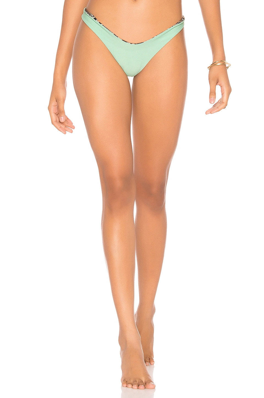 Indah Lorde Bottom in Jade