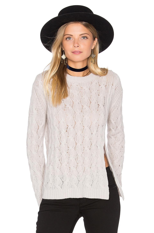 Cashmere Crop Sweater by Inhabit
