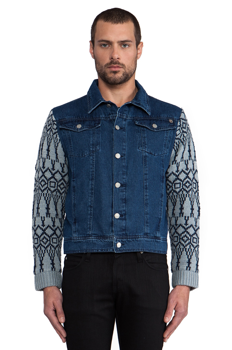 Insight Revival Jacket in Blackout Blue