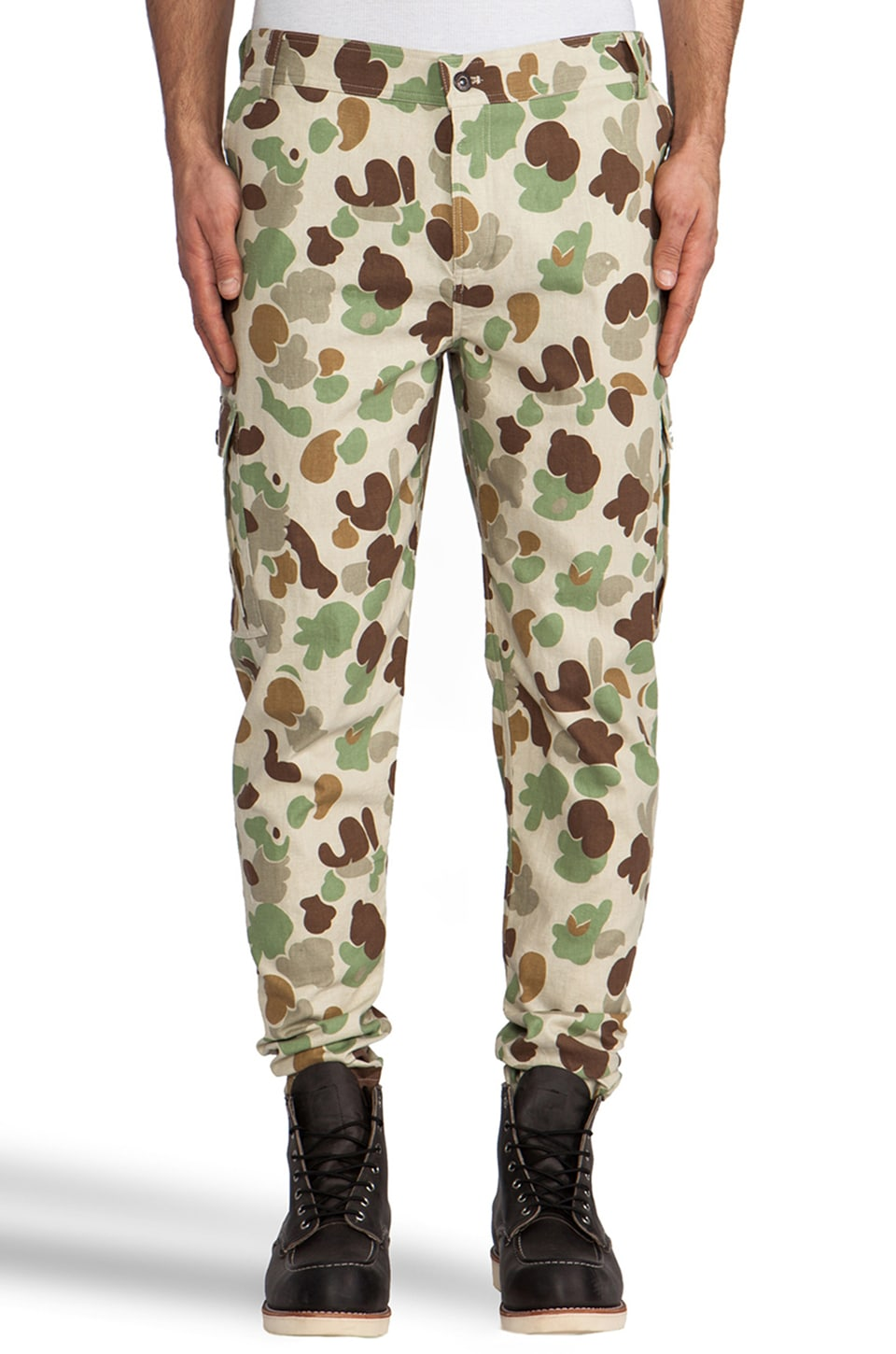 Insight Rock Steady Pant in Duck Hunter