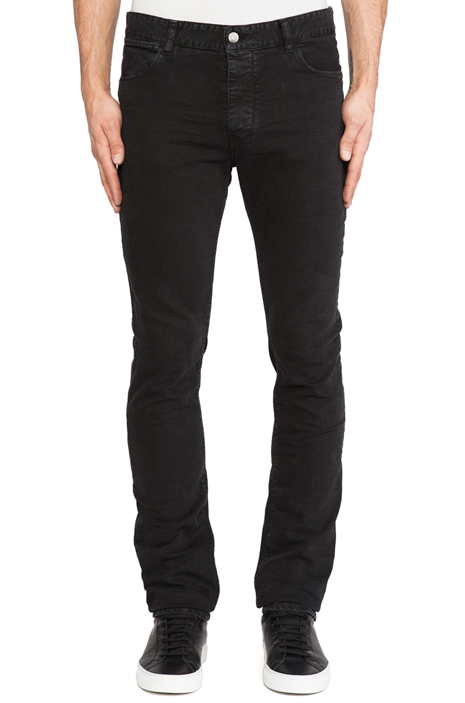 IRO Enzo Jean in Black