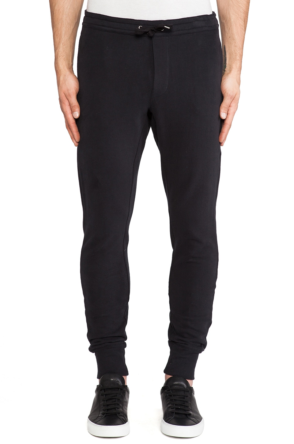 IRO Ruben Jogging Pant in Black