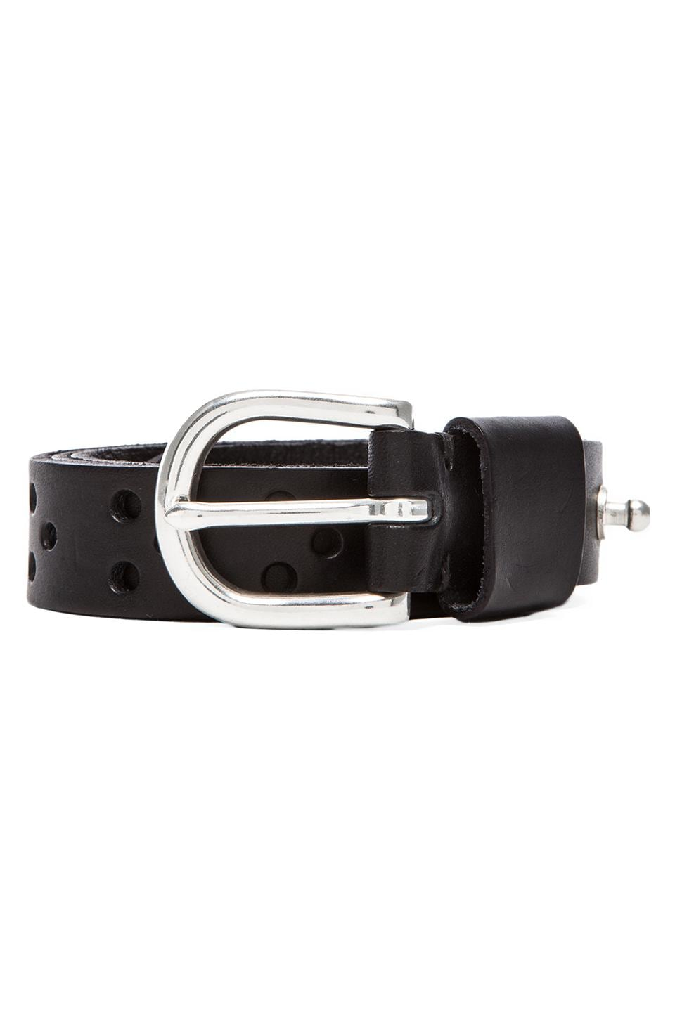 IRO Verokee Belt in Black